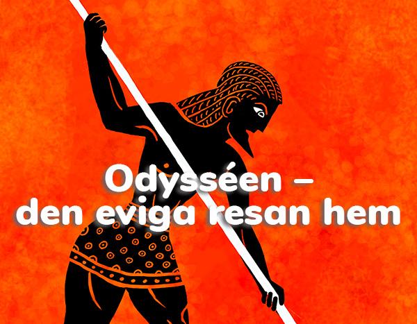 Odysséen – den eviga resan hem