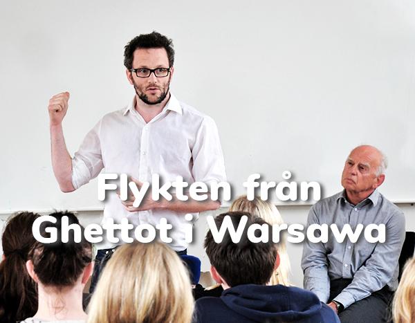 Flykten från Ghettot i Warsawa